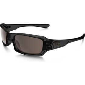 Oakley Fives Squared Okulary, grey smoke/warm grey
